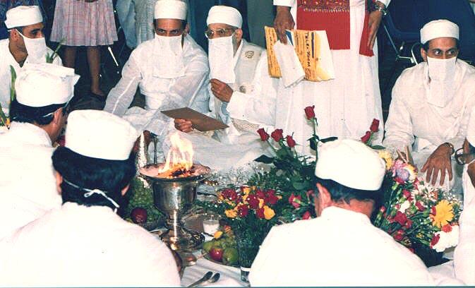 Zoroastrian rituals: Jashan
